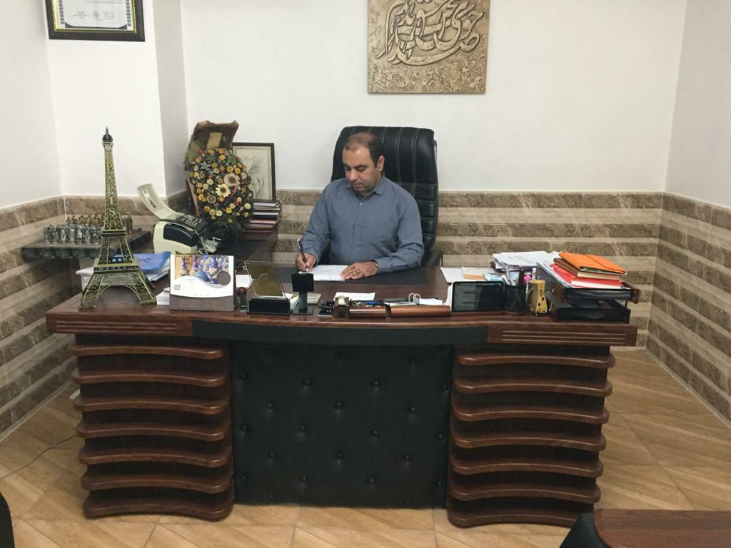 کارگزاری رسمی بیمه مرکزی ایران (بمدیریت رضا سعادتی)